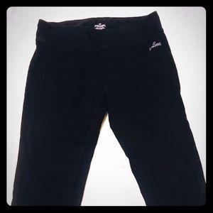 Black Capri leggings M